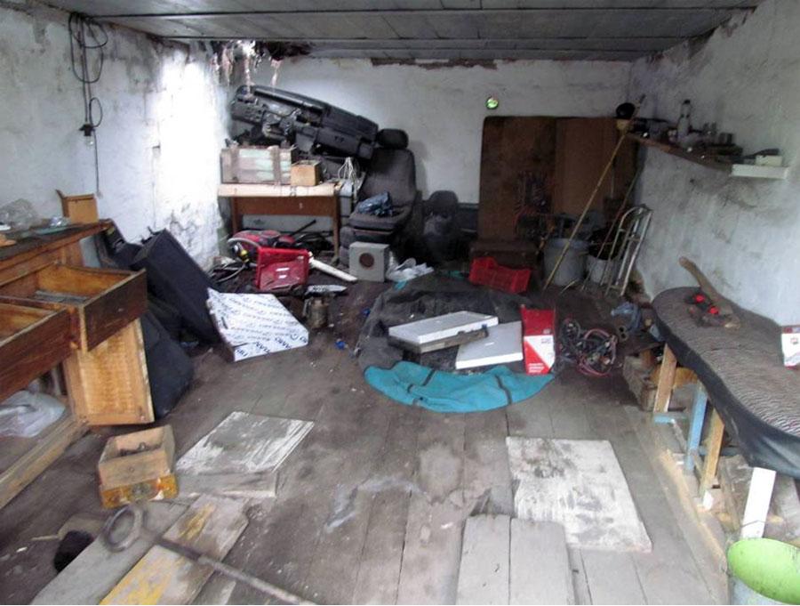 фото гаража в гск
