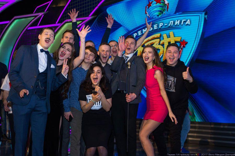 Южноуральская команда КВН «Театр Уральского Зрителя» стала чемпионом Премьер-лиги