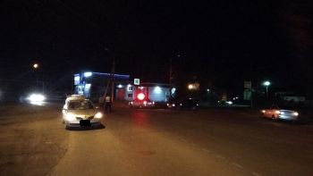 В Еманжелинске два пешехода попали под авто