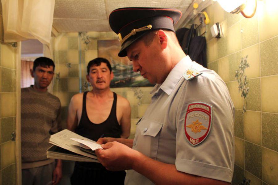 49 иностранцев выдворят из Российской Федерации поитогам профилактической операции вНижегородской области