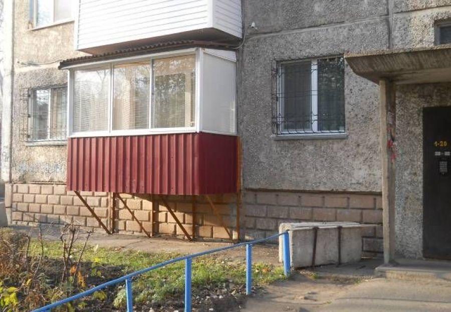 """""""монолит"""" - балконы, окна, двери."""
