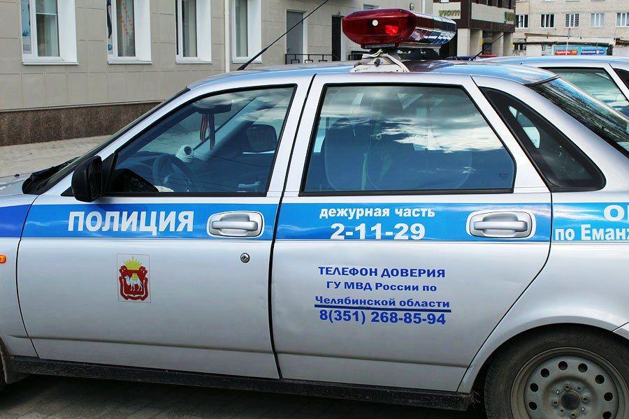 ВЕманжелинске милиция задержала мужчину, выстрелившего изружья всвоего соседа