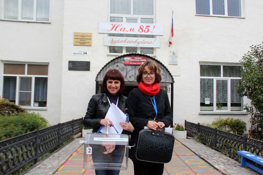 Уже более 35 процентов избирателей Еманжелинского района проголосовали на выборах главы региона