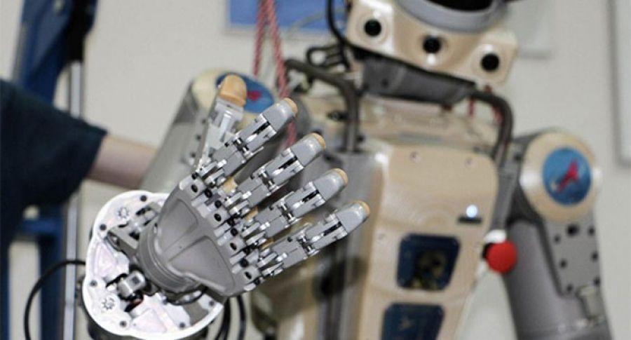 В ночь на субботу, 7 сентября, магнитогорский робот Федор вернется из космоса на Землю
